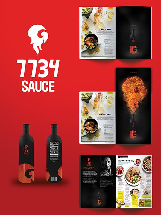 7734 Sauce (Hell Sauce)