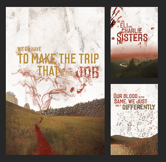 The Sisters Brothers Poster Series