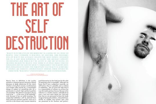The Art of Self Destruction