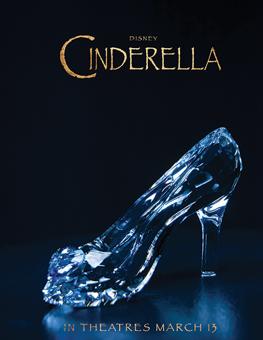 Disney Cinderella Movie Poster