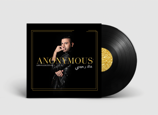 Anonymous Album Cover