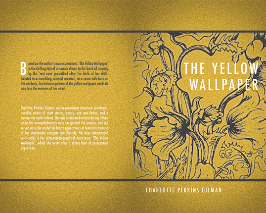The Yellow Wallpaper Book Covers