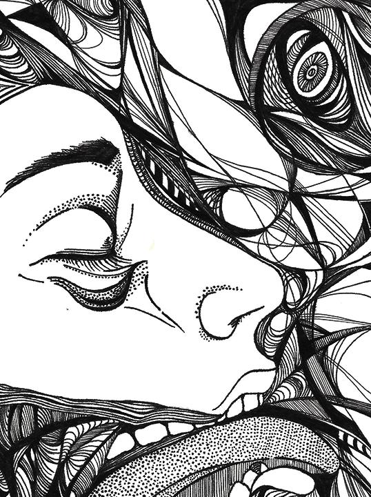Jaw Illustration