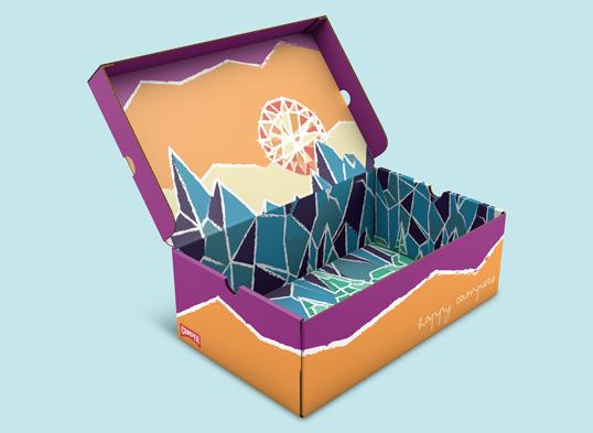 Campers Packaging Design