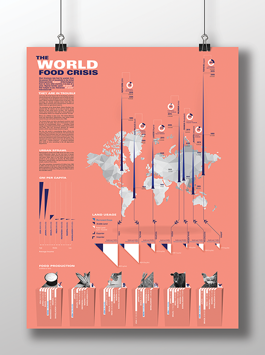 World Food Crisis Visualization