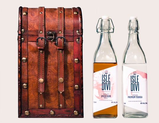 Isle Devi Branding and Package Design