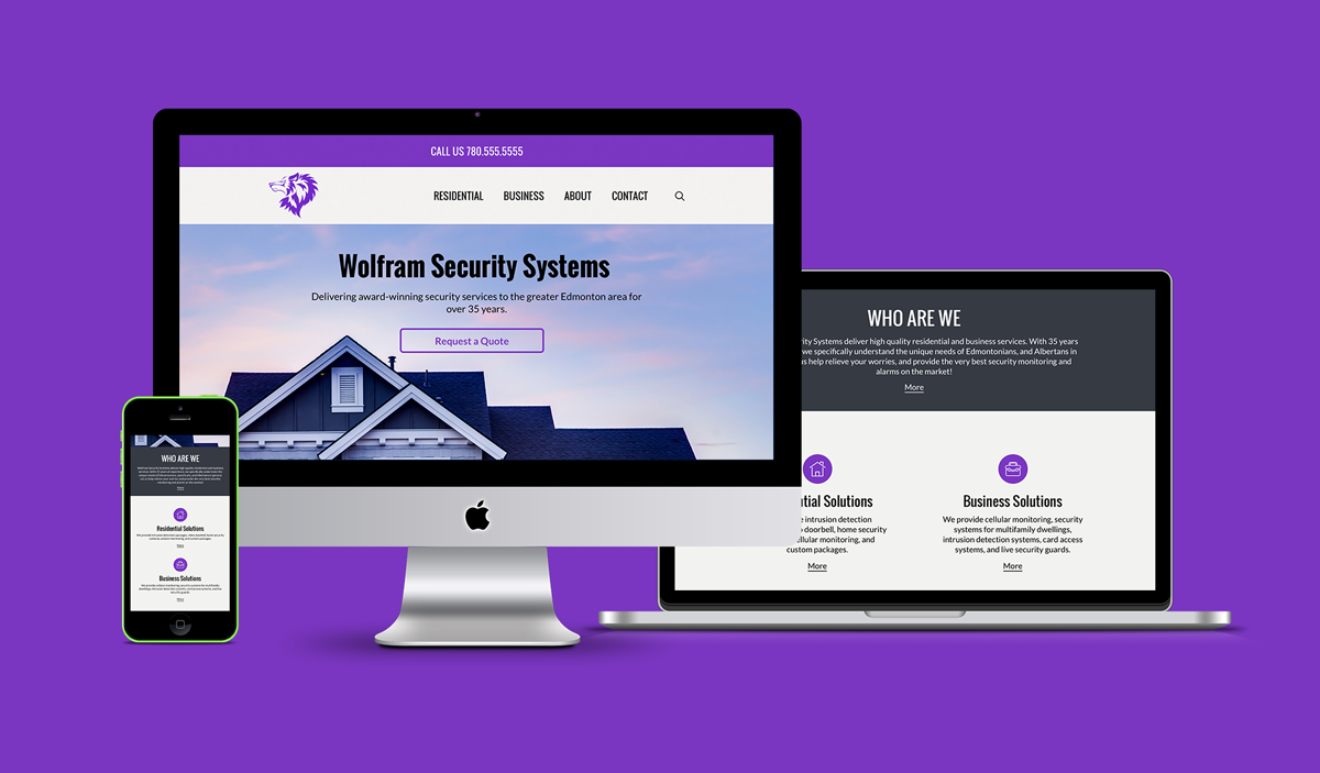 Wolfram Security Systems