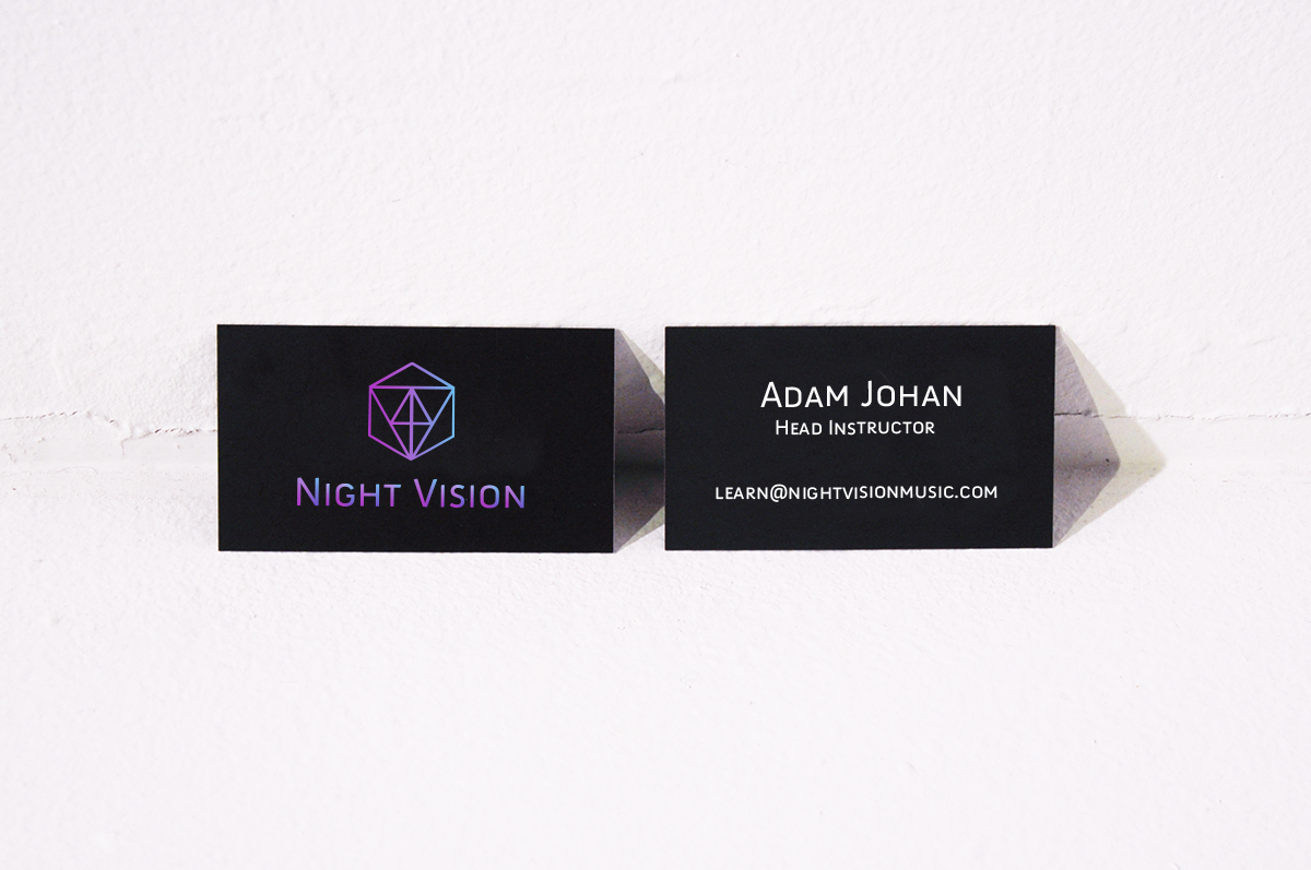 Night Vision Branding
