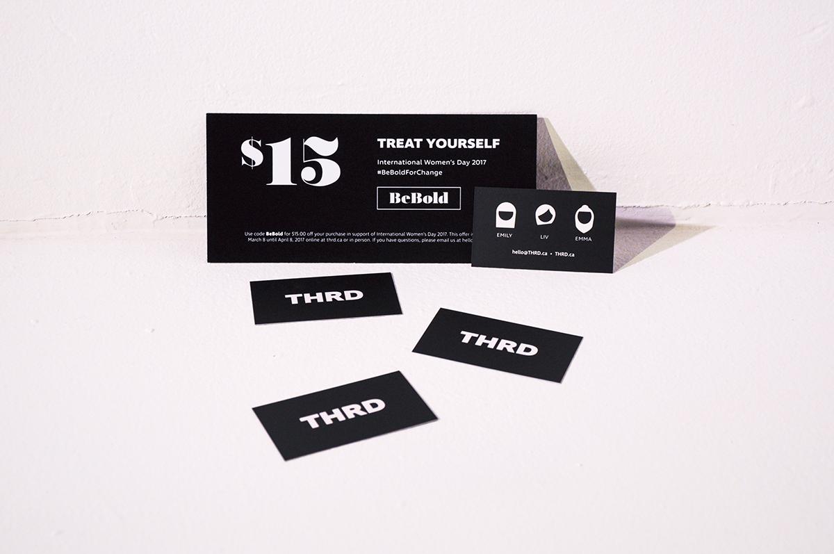 THRD Branding