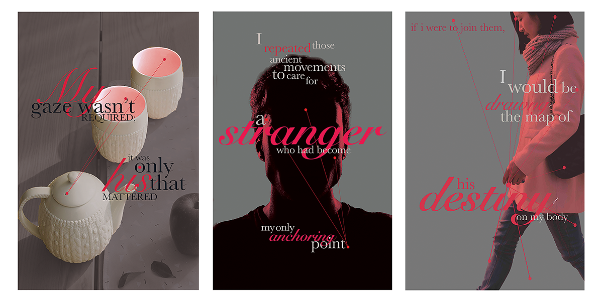 Man: Book Cover Posters