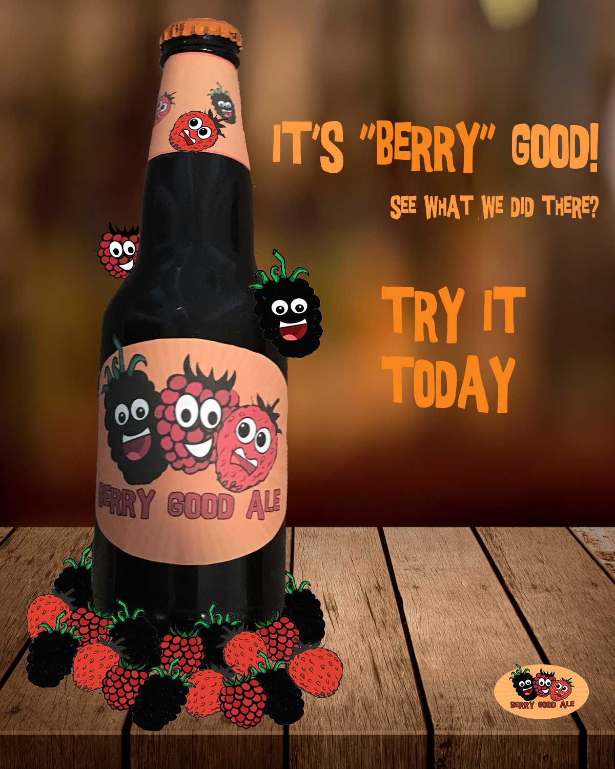 Berry Good Ale