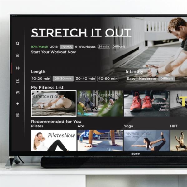 Netflix Fitness