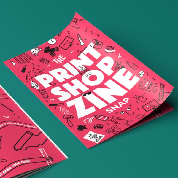 SNAP Printshop Zine
