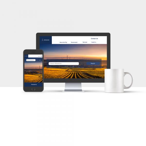 Wetaskiwin Site Redesign