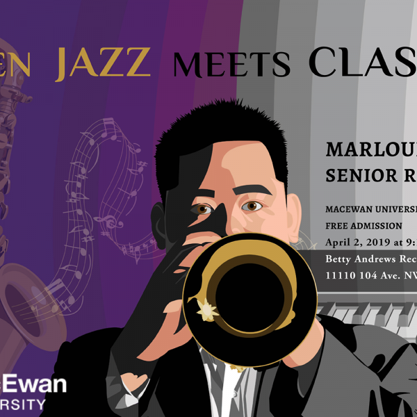 Marlouie Saique Recital Poster