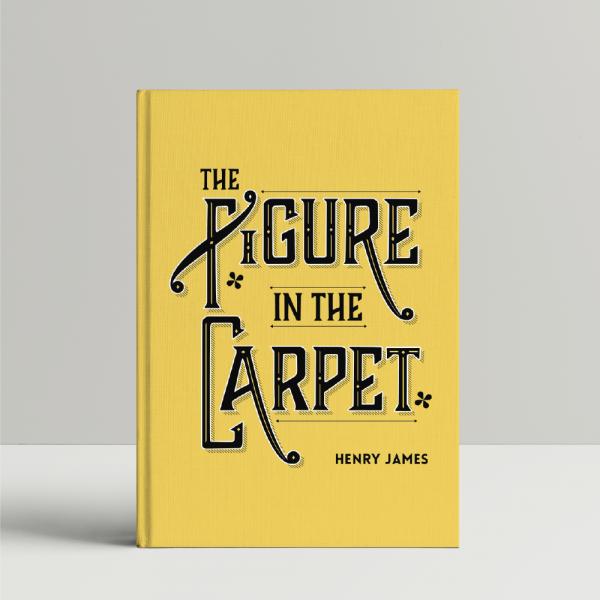 The Figure in the Carpet – Book Design