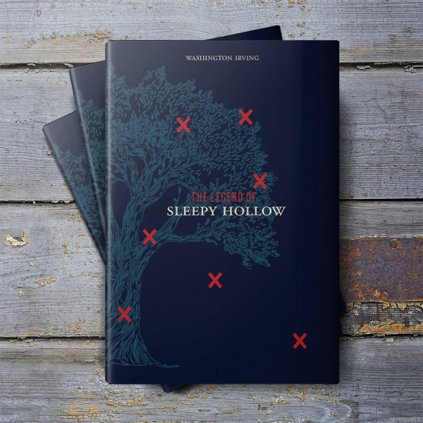 Sleepy Hollow Book Design
