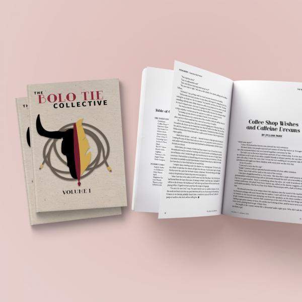 The Bolo Tie Collective Book