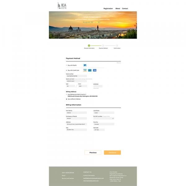 EIA Form Redesign