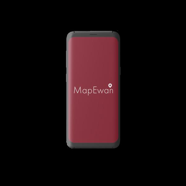 MapEwan Indoor Navigation App